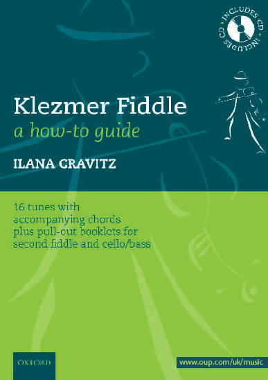 Klezmer Fiddle cover